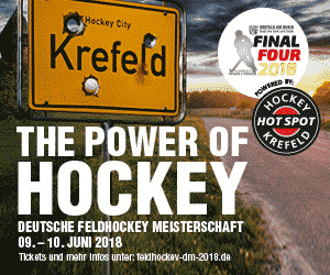 The Power of Hockey - Deutsche Feldhockey Meisterschaft 2018