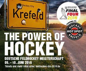 The Power of Hockey - Deutsche Feldhockey Meisterschaft 2018