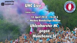 UHC Live – UHC vs. MSC – 14.04.2018 – 15.30 h
