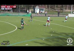 UHC Live – UHC vs. Raffelberg – 08.04.2018 – 12.00 h