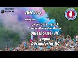 UHC Live – UHC vs. DHC – 26.05.2018 15:30 h