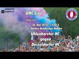 UHC Live – UHC vs. DHC – 26.05.2018 13:00 h