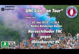 UHC Live – HTHC vs. UHC – 03.06.2018 11:30 h