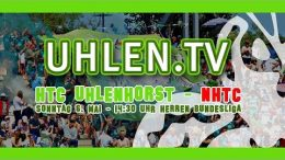 UHLEN.TV – HTCU vs. NHTC – 06.05.2018 14.30 h