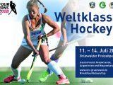 Four Nations Cup 2018  – Damen – DEU vs. ARG – 11.07.2018 18:00 h