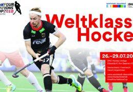 Four Nations Cup 2018  – Herren – IRL vs. FRA – 29.07.2018 09:30 h