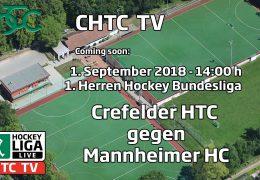 CHTC TV – CHTC vs. MHC – 01.09.2018 14:00 h
