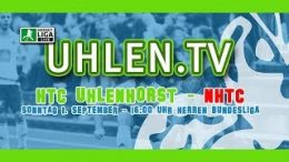 UHLEN.TV – HTCU vs. NHTC – 01.09.2018 16:00 h
