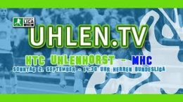 UHLEN.TV – HTCU vs. MHC – 02.09.2018 14:30 h