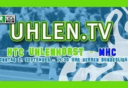 UHLEN.TV – HTCU vs. MHC – 02.09.2018 14:30 h