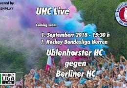 UHC Live – UHC vs. BHC – 01.09.2018 15:30 h