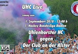 UHC Live – UHC vs. DCADA – 01.09.2018 13:00 h