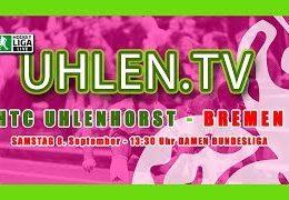 UHLEN.TV – HTCU vs. BreHC – 08.09.2018 13:30 h