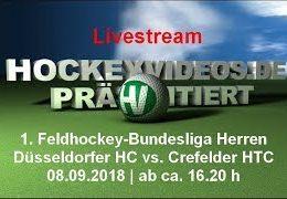 Hockeyvideos.de – DHC vs. CHTC – 08.09.2018 16:00 h