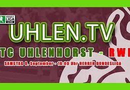 UHLEN.TV – HTCU vs. RWK – 08.09.2018 16:00 h