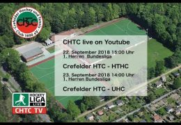 chtc TV – CHTC vs. UHC – 23.09.2018 14:00 h