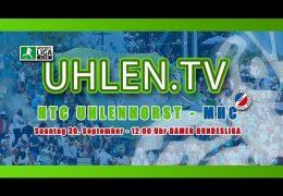 UHLEN.TV – HTCU vs. MHC – 30.09.2018 14:00 h