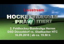 Hockeyvideos.de – DSD vs. GHTC – 16.09.2018 16:00 h