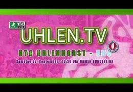 UHLEN.TV – HTCU vs. UHC – 22.09.2018 13:30 h