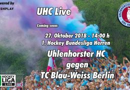 UHC Live – UHC vs. TCBW – 27.10.2018 14:00 h