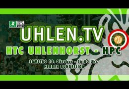 UHLEN.TV – HTCU vs. HPC – 13.10.2018 16:00 h