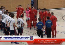Hockeyvideos.de – Highlights – DSD vs. DHC – 24.11.2018 16:00 h