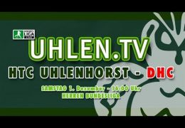 UHLEN.TV – HTCU vs. DHC – 01.12.2018 16:00 h