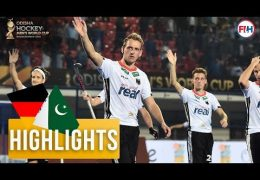 FIH – World Cup – Highlights – GER vs. PAK – 01.12.2018 14:30 h