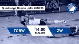 TC 1899 Blau-Weiss – TCBW vs. ZW – 08.12.2018 14:00 h