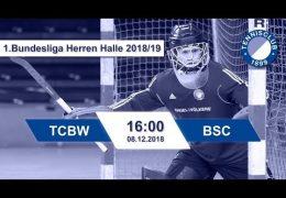 TC 1899 Blau-Weiss – TCBW vs. BSC – 08.12.2018 16:00 h