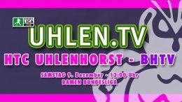 UHLEN.TV – HTCU vs. BTHV – 09.12.2018 12:00 h
