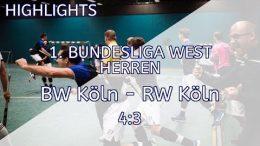 Kölner HTC Blau-Weiss 1930 e.V. – Highlights – BWK vs. RWK – 01.12.2018 18:00 h