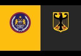DAZN_DE / REAL.TV – Live: Malaysia vs. Deutschland – 09.12.2018 12:30 h