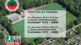 chtc TV – CHTC vs. BWK – 08.12.2018 15:00 h