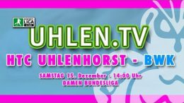 UHLEN.TV – HTCU vs. BWK – 15.12.2018 14:00 h