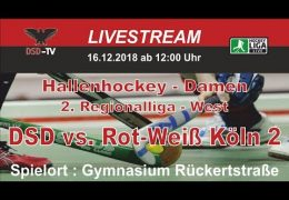 DSD-TV – DSD vs. RWK2 – 16.12.2018 12:00 h
