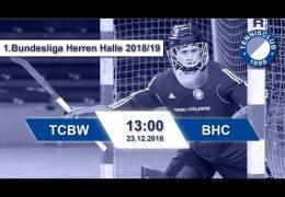 TC 1899 Blau-Weiss – TCBW vs. BHC – 23.12.2018 13:00 h