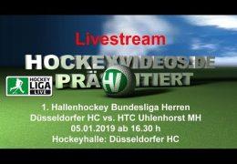 Hockeyvideos.de – DHC vs. HTCU – 05.01.2019 16:30 h