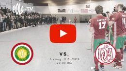 Hamburger Polo Club – HPC vs. DCADA – 11.01.2019 20:00 h