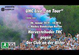 UHC Live – HTHC vs. DCadA – 06.01.2019 18:00 h