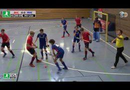 Hockeyvideos.de – mJB DM Halle – Halbfinale – BHC vs. MHC – 03.03.2019 09:30 h