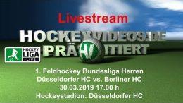 Hockeyvideos.de – DHC vs. BHC – 30.03.2019 17:00 h