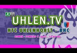 UHLEN.TV – HTCU vs. BHC – 07.04.2019 12:00 h