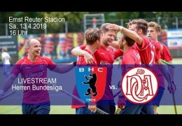 BHC Hockey-Bundesliga – BHC vs. DCADA – 13.04.2019 16:00 h
