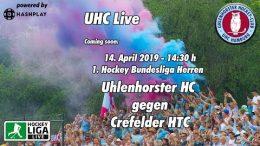UHC Live – UHC vs. CHTC – 14.04.2019 14:30 h