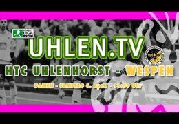 UHLEN.TV – HTCU vs. WESPEN – 06.04.2019 13:30 h