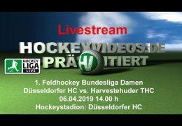 Hockeyvideos.de – DHC vs. HTHC – 06.04.2019 14:00 h