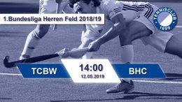 TC Blau-Weiss – TCBW vs. BHC – 12.05.2019 14:00 h