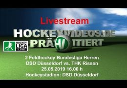 Hockeyvideos.de – DSD vs. THKR – 25.05.2019 16:00 h