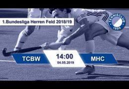 TC 1899 Blau-Weiss – TCBW vs. MHC – 04.05.2019 14:00 h